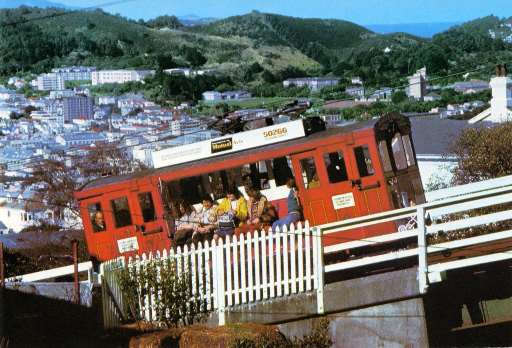 Cable Car History Museums Wellington