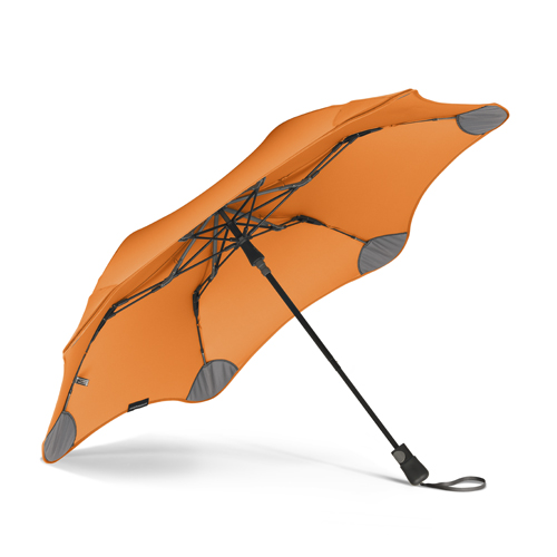 Orange XS Metro Blunt Umbrella