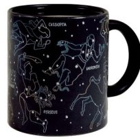 Constellation Heat-Change Mug, Mug, Gift, Science, Homewares, Constellation