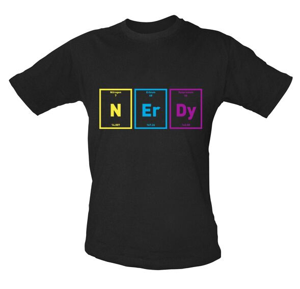 9a1c2a0ee NErDy Elements T-Shirt - Museums Wellington