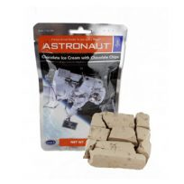 Chocolate Chip Chocolate Astronaut Ice Cream, Ice Cream, Food, Gift, Science