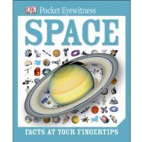 DK Pocket Eyewitness Space