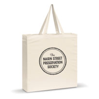 Nairn Street Preservation Society Tote Bag