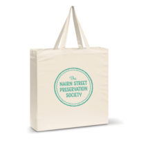 Nairn Street Preservation Society Tote Green