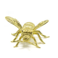 22k Gold Plated Queen Bee, Gift, Gold, Bee, Ornament