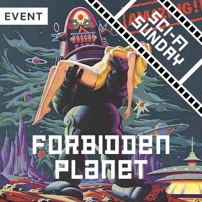 Sci-Fi Sunday: Forbidden Planet