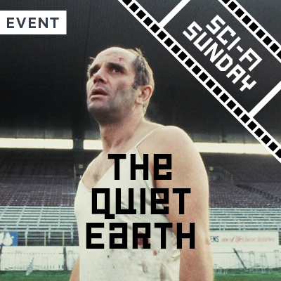 Sci-Fi Sunday: The Quiet Earth