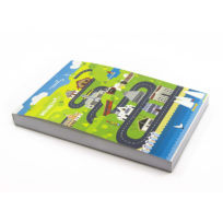 Wellington Architectural Medley Notepad