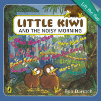 Little Kiwi and the Noisy Morning