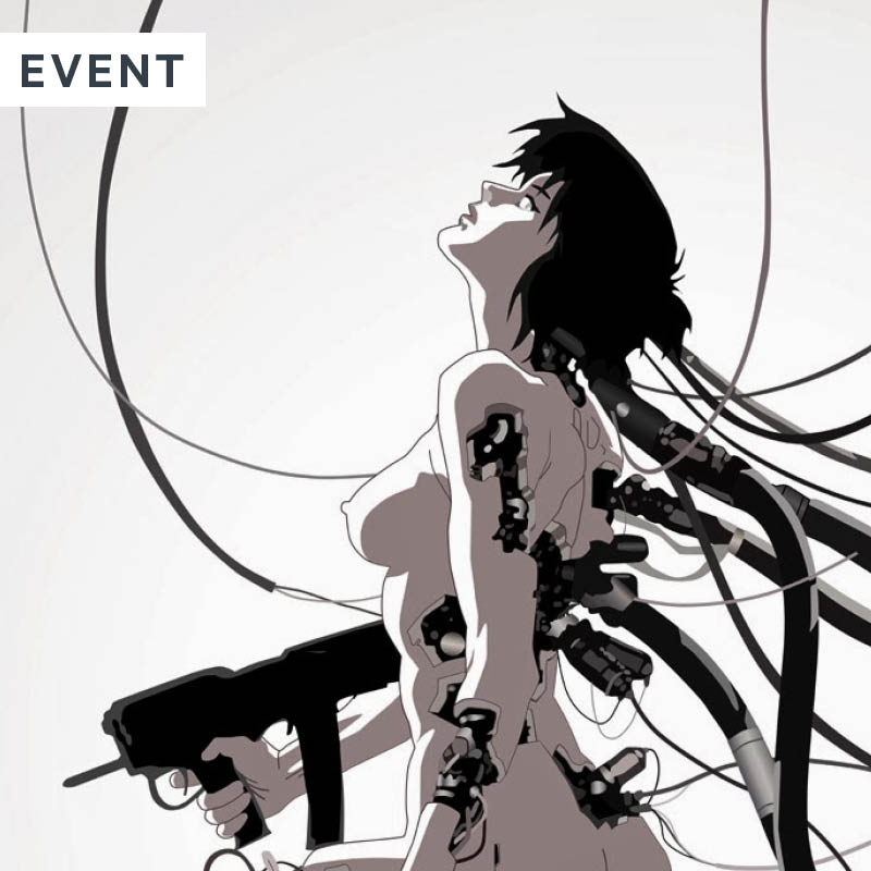 Sci-Fi Sundays: Ghost in the Shell