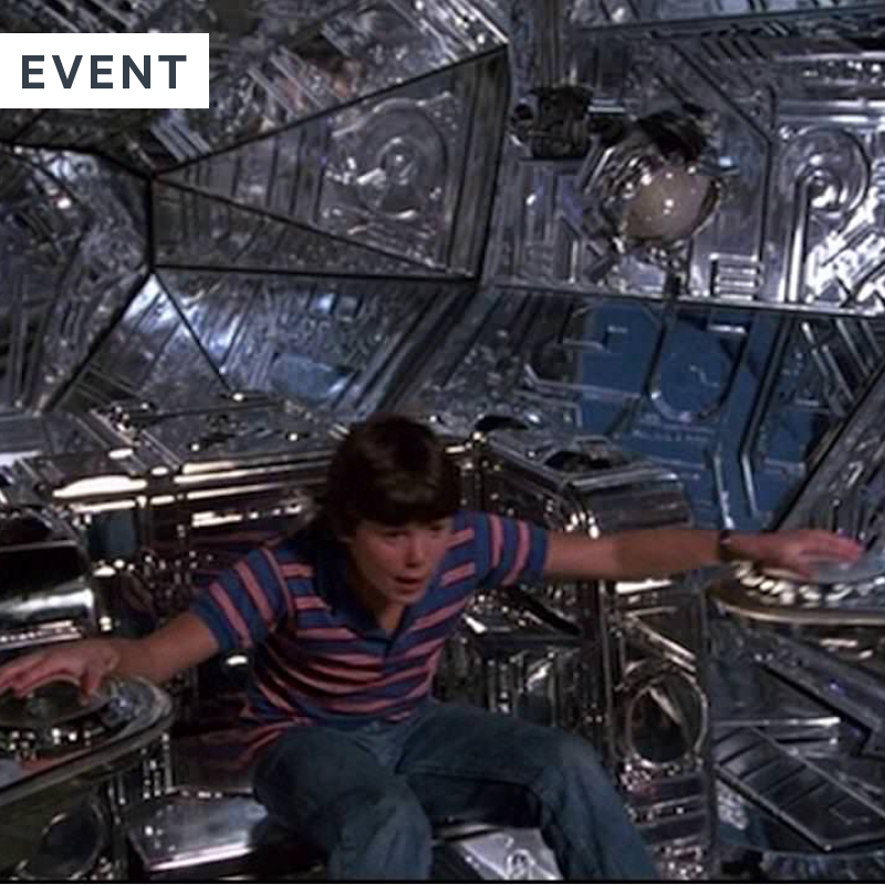 Sci-Fi Sundays: Flight of the Navigator