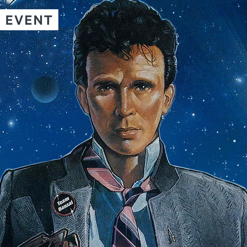 Sci-Fi Sundays: The Adventures of Buckaroo Banzai and the Eighth Dimension