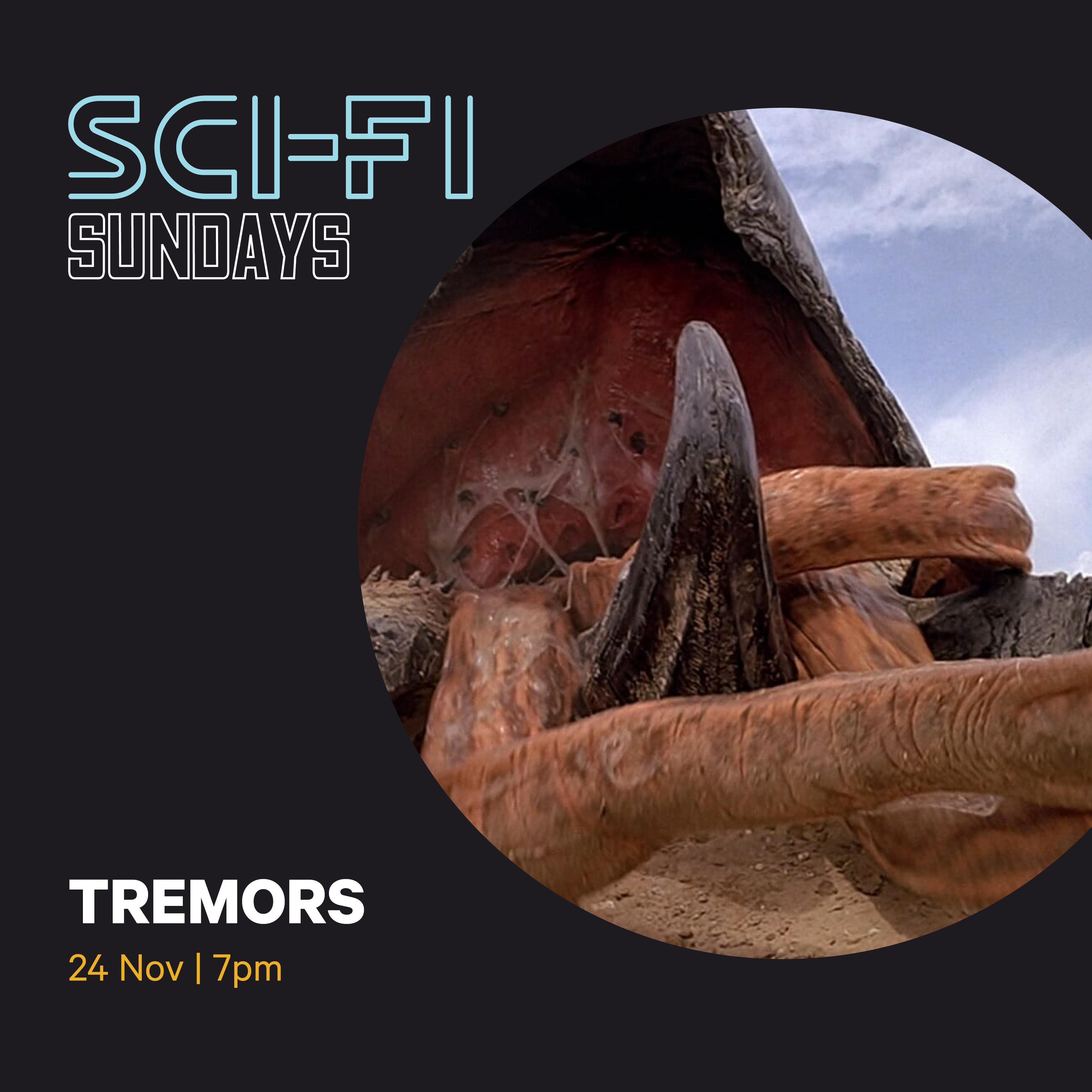 Sci Fi Sundays: Tremors